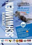 Random image: Flyer Spendenschwimmen 2017